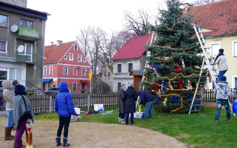 Pobiedna Christmas Tree