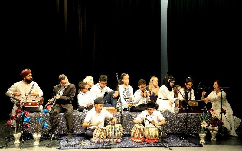 Międzykulturowy wieczór muzyczny
