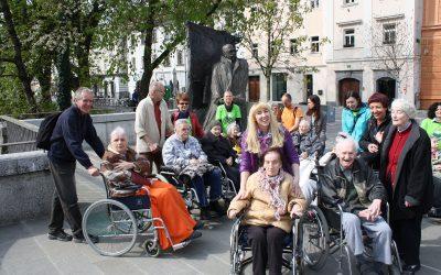 Cross-generational Walk