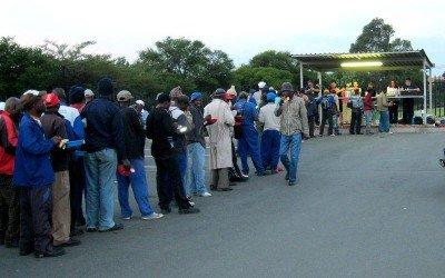Забота и благотворительность в Южной Африке
