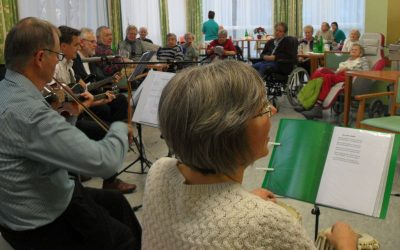 Caring for the Elderly in Spain and Austria