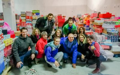 Holosophic Society Slovenia присоединяется к благотворительной акции «Санта Клаус на один день»