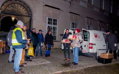 Holozofsko društvo Avstrije – Novoletni večer za brezdomce