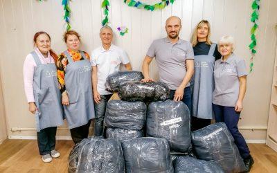 Vseukrajinski dobrodelni dogodek 2019: Zbiranje toplih oblačil (od javnega združenja Know Thyself)