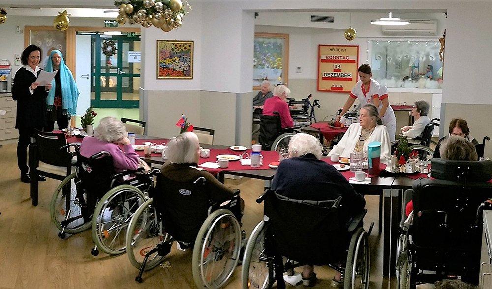 Advent Celebration for the Elderly