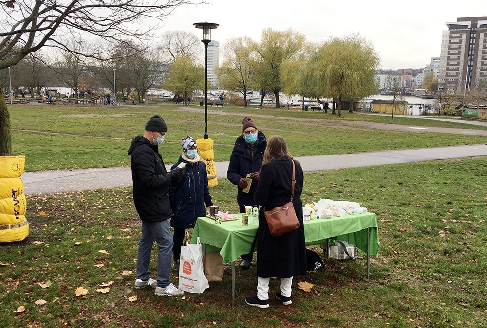 Paketi hrane za brezdomce