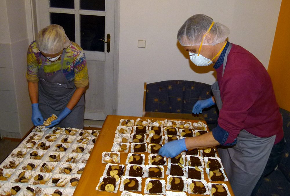 Food Preparation for Homeless People